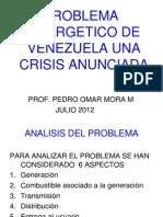 PROBLEMATICA ELECTRICA 2011