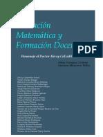 Homenaje Matematicas en Cuba