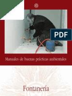 Buenas Parcticas Ambientales en La Fontaneria