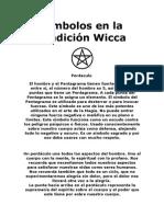 2419436 Simbolos en La Tradicion Wicca