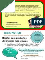 Productos Alternativos Ecologicos de Limpieza