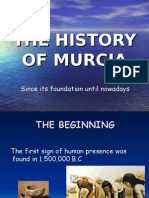 The History of Murcia