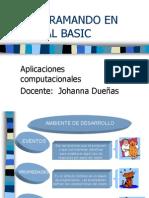 Programando en Visual Basic Estructuras 2012