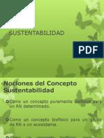 1.2 Conceptos de Sustentabilidad