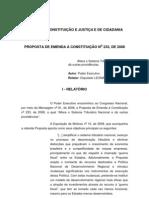 04 - Parecer Da CCJ Da Cârmara Dos Deputados
