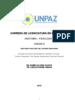 UNIDAD X. Endocrinología