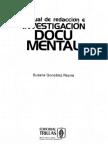 29435633 Manual de Redaccion e Investigacion Documental