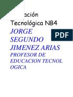 Educación Tecnológica NB4