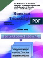 Presentacion Articulos de Recursos Tecnologicos