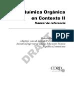 Quimica Organica II - Manual de Referencia