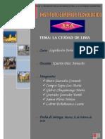 Monografia Lima