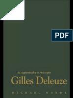 61723563 Hardt Michael Gilles Deleuze