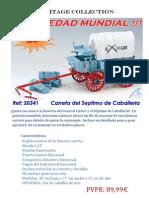Artesania Latina News 2011