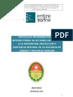 Protocolo Violencia Generol General