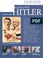 Dossier 052 - Alemania 1933, La Hora de Hitler
