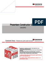 Constructor Group Presentation