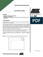 AVR221 Discrete PID Controller