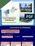 Evaluacion de Aprendizajes 2011