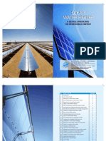 Solar Water Heater-English