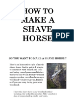 So You Want to Make a Shave Horse_printable