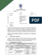 Silabo Ofimatica Empresarial I -TELESUP