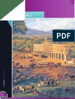 Dosificacion Del Tercer Bimestre Historia de MexicoSantillana