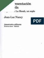Nancy La Representacion Prohibida 2006