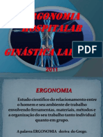 Apresentaçãoergonomia hospitalar