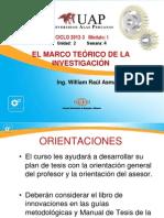 Ayuda 4 - El Marco Teórico - NUEVO
