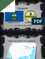 Tom - Vermont