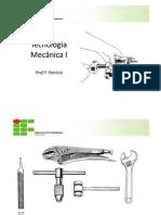 Tecnologia Mecânica I