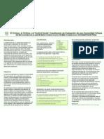 VI Congreso Nacional de Psicología Jurídica y Forense - Poster Cuestionario Diagnostico Seguridad