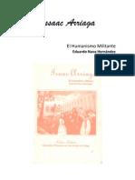 El Humanismo Militante (Isaac Arriaga)