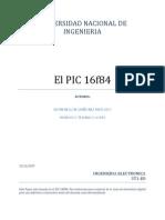 Paper Pic16f84