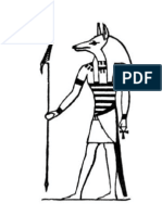 Egyptian Colouring Pages