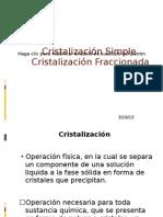 3 cristalizacion