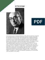 Biografía José Saramago