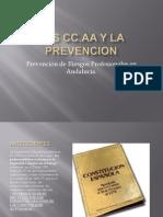 Las CC.aa y La Prevencion