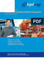 A Guide to Limited Liability Companies