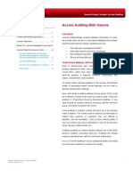 Access Auditing