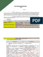 PROGRAMA CURRICULAR DIVERSIFICADO 1° (Autoguardado)