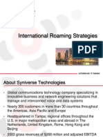 040525 International Roaming Strategies