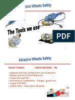 Abrasive Wheel Awareness 27-01-09