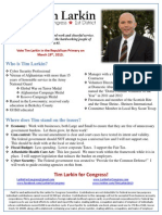 Candidate Handout (Full Page)