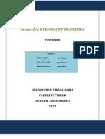 Makalah Proses Petrokimia Polietilene