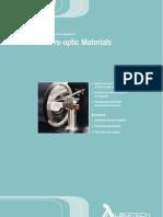 Electro Optic Materials