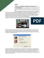 Calibración del monitor- manejo de camara II.doc