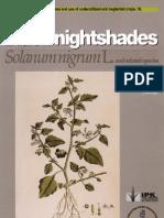 Solanum Blackshades