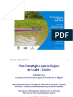 Plan Estrategico de Uraba 2006