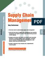 Amy Zuckerman Supply Chain Management 2002
